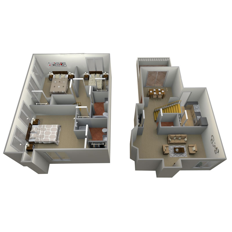 pilgrim-village-apartments-for-rent-in-canton-mi-floor-plan-10