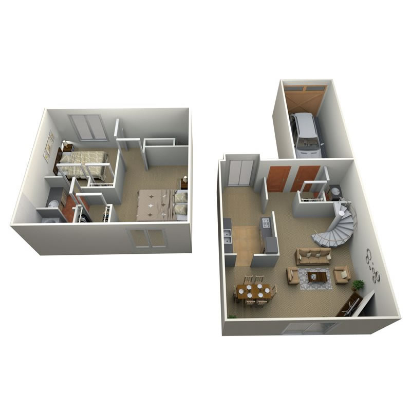 pilgrim-village-apartments-for-rent-in-canton-mi-floor-plan-7